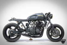 Yamaha XJR400 Cafe Racer - The Sports Custom