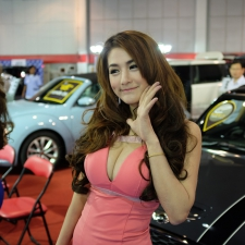 พริตตี้งาน Bangkok International Grand Motor Sale